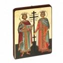 Icon of Saints Konstantin and Eleni
