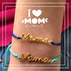 Well… Mother's day is just around the corner!   A mother is the best teacher in our lives. A teacher of compassion, love, and fearlessness.   Surprise your mother with this bracelet, made just for her.   Order it here today so it arrives on time with DHL:  https://chicgreekgifts.com/e-shop/61-wellness.html    #chicgreekgifts #wedelivergreece #mothersday