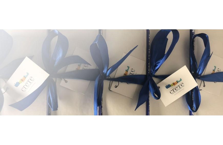 3 + 1 λόγοι για να στείλετε Corporate Gifts στους συμμετέχοντες των online συνεδρίων σας!